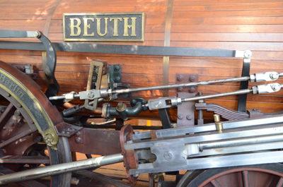 Beuth und die DMG seit 1887